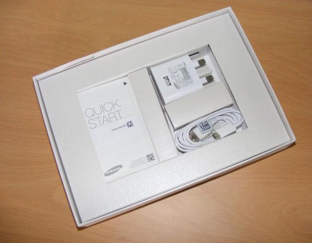 Samsung Galaxy Tab S2 box