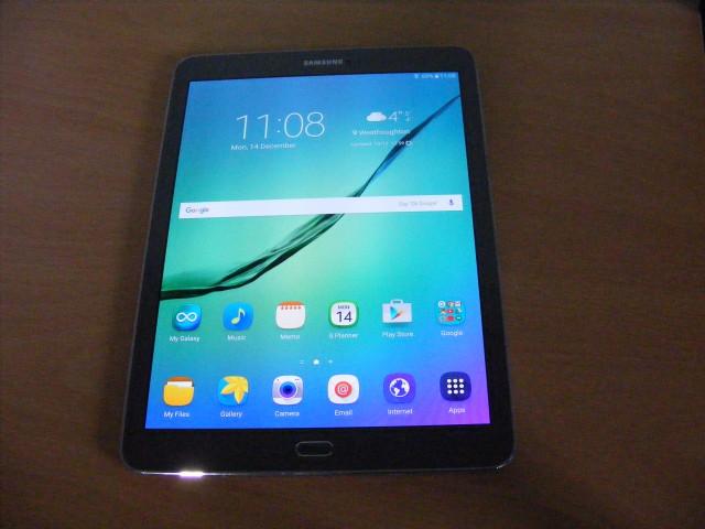 Samsung Galaxy Tab S2 front