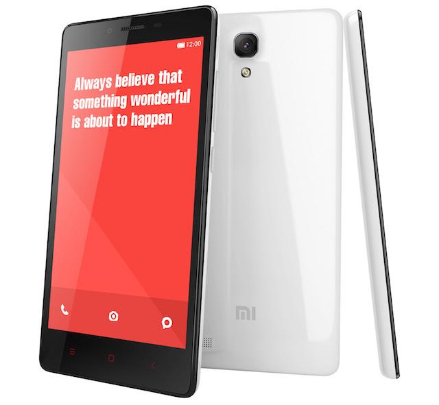 Xiaomi announces Redmi Note Prime