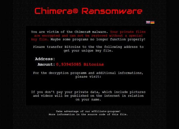 chimera_ransomeware