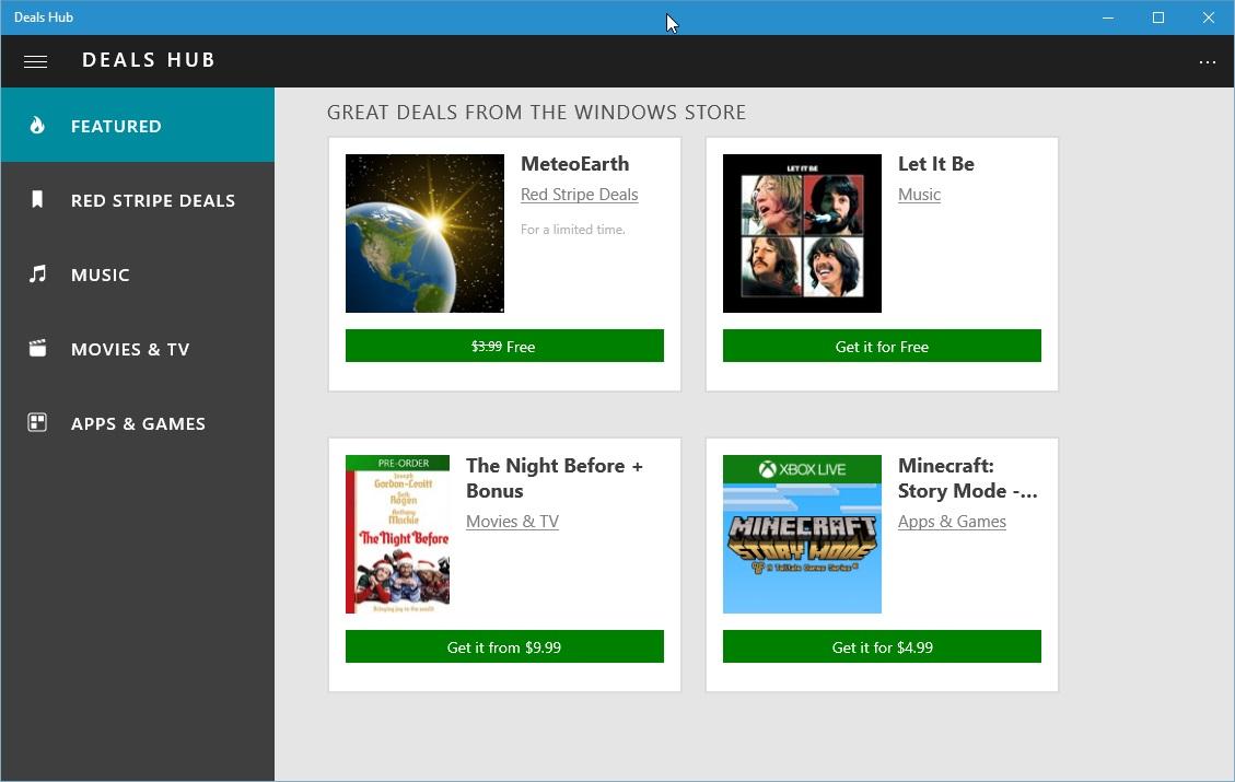 Monkey Island  Windows Store