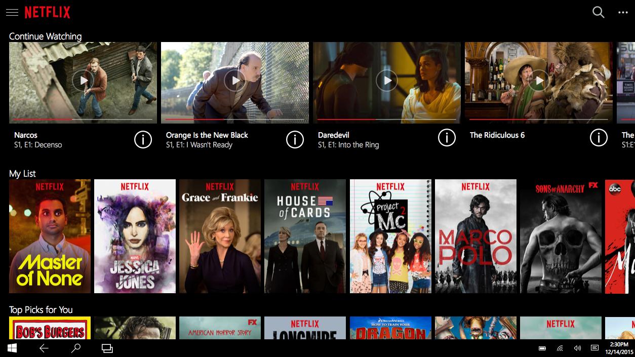 Get Netflix  Microsoft Store