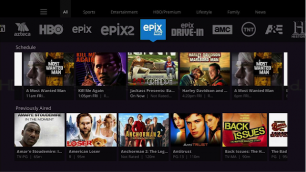 Sling TV updates it Roku app, adds new UI and more