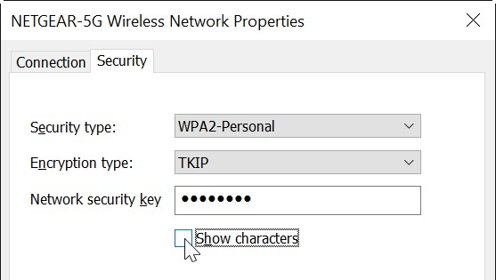 How to view saved Wi-Fi passwords in Windows 10, Android and