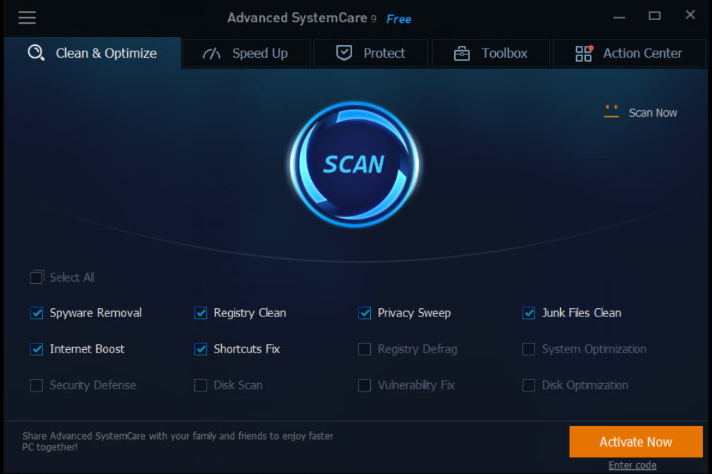 systemcare pro