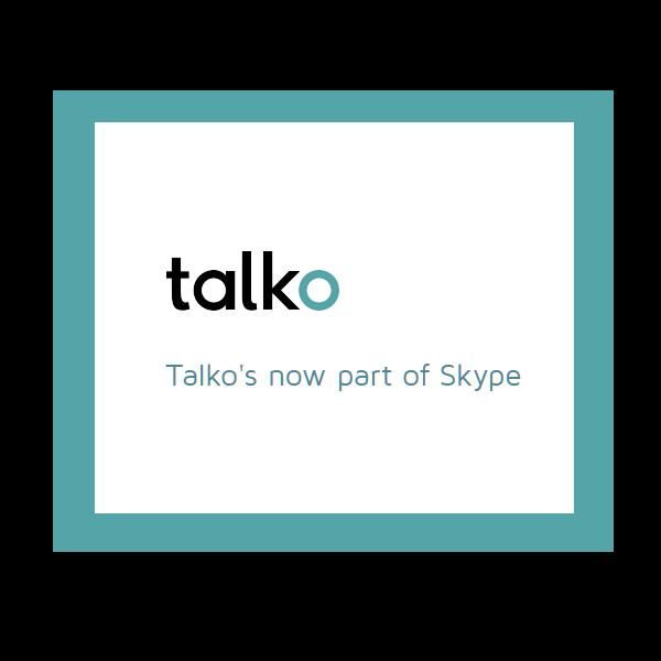 talkoSkype