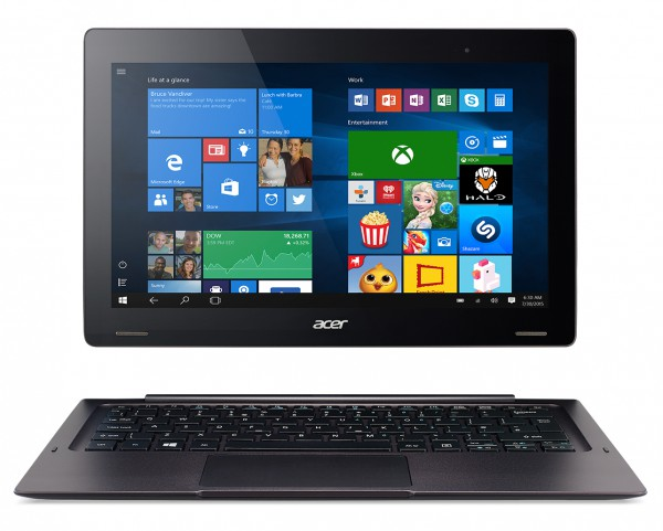 acer aspire switch 12 s is a premium skylake powered 2 in 1 windows
