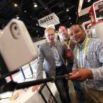 CES 2015 Show Selfie
