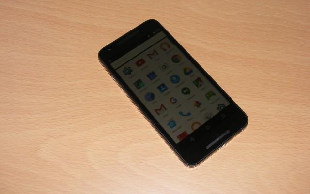 Google Nexus 5X App Drawer