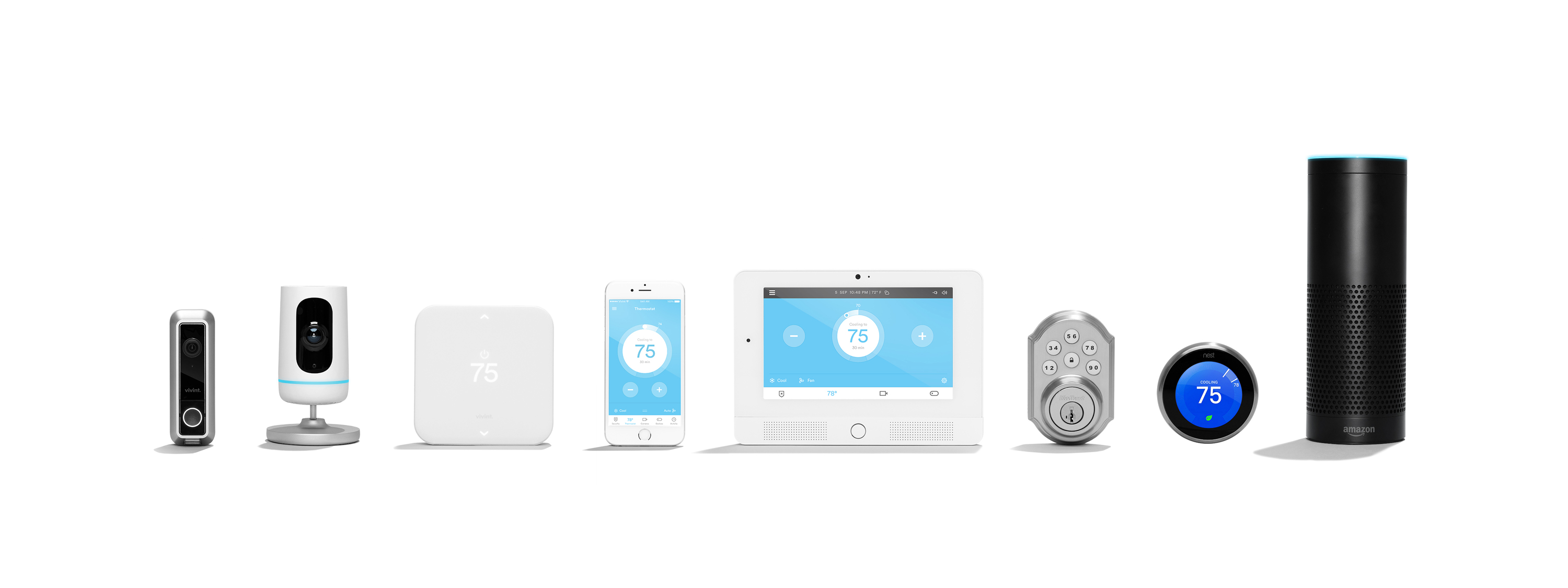 Vivint Alarm System >> Amazon Echo now works with Vivint home security and automation