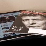 Apple iPad Pro and Rolling Stone