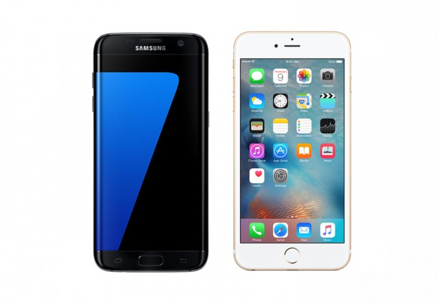 149cfabb9e9 Samsung Galaxy S7 edge vs Apple iPhone 6s Plus: Which one is best ...