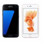 Samsung Galaxy S7 iPhone 6s Apple