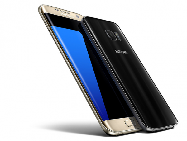 Samsung Galaxy S7 edge and non-edge