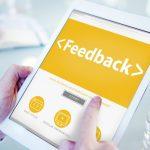 tablet feedback