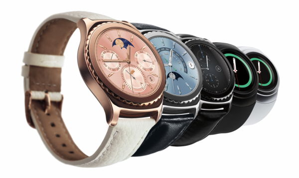 Gear S2 Black Friday : samsung gear s2 classic smartwatch now available in rose gold or platinum ~ Hamham.info Haus und Dekorationen