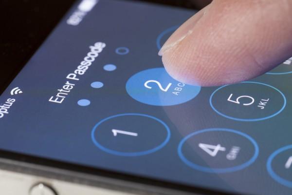 iPhone-Passcode