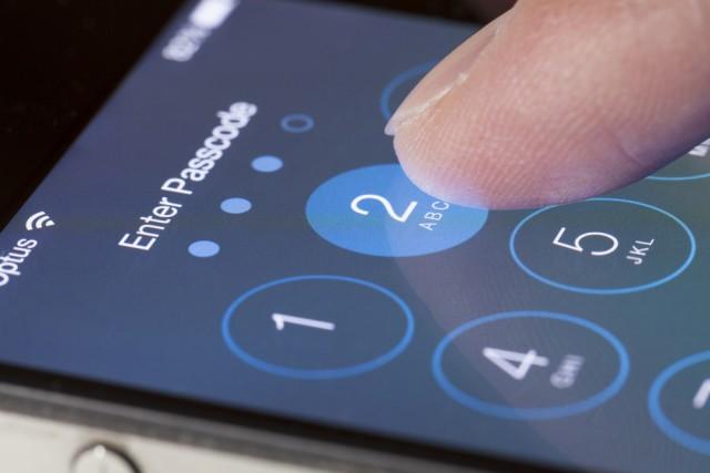 iPhone Passcode