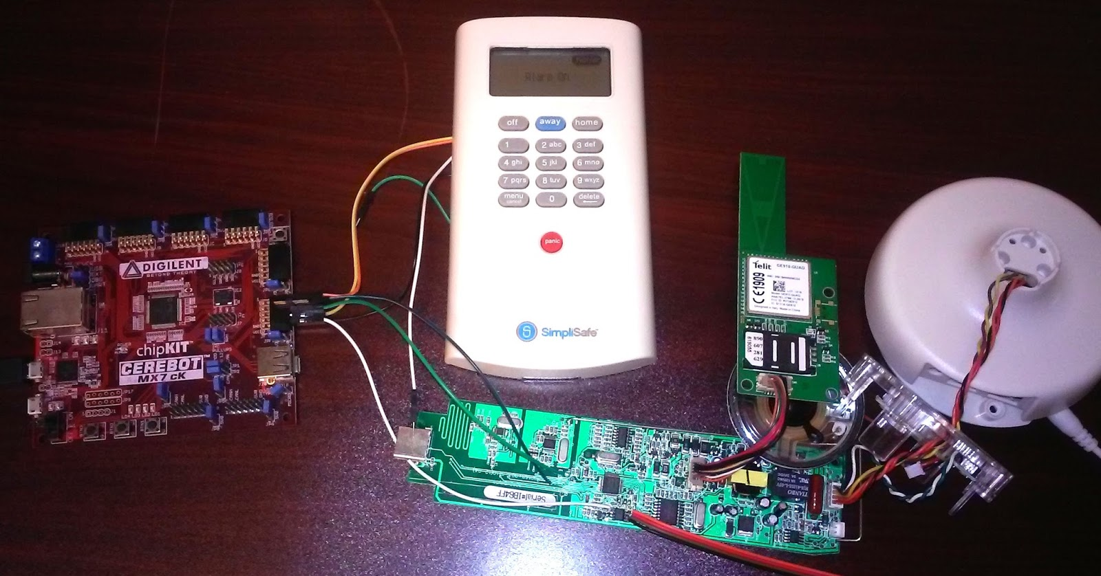 New Research Suggests Alarm System Simplisafe Simply Isn T