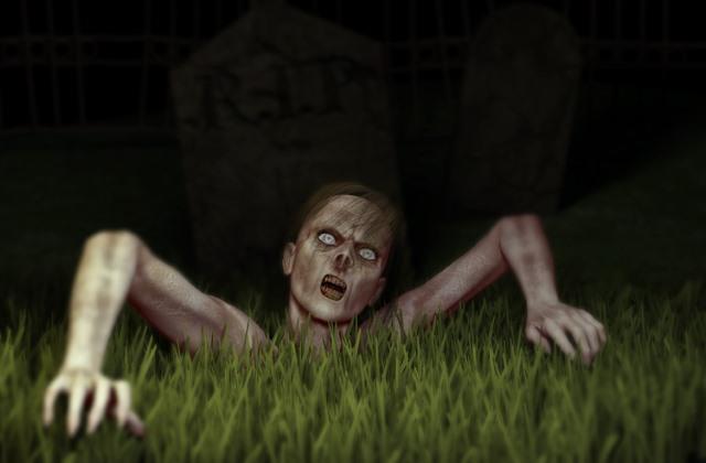 zombie_grave