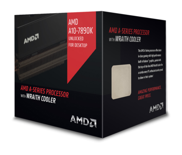 Amd Unveils A10 7890k Apu And Athlon X4 880k Cpu Its Fastest Such Processors Ever Betanews