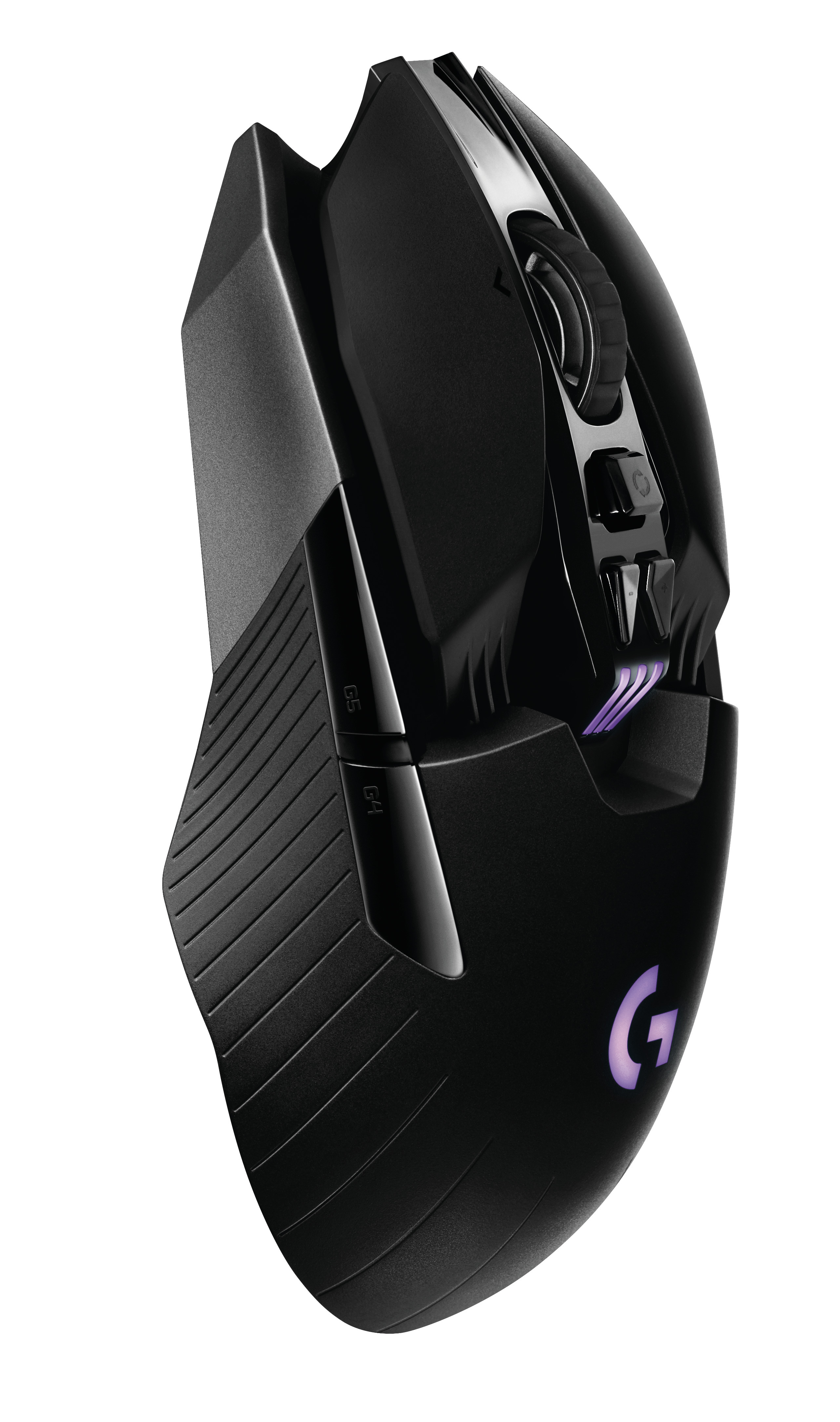 Logitech G900 Chaos Spectrum wireless gaming mouse outperforms wired mice