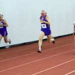 Old men running racing competing competition