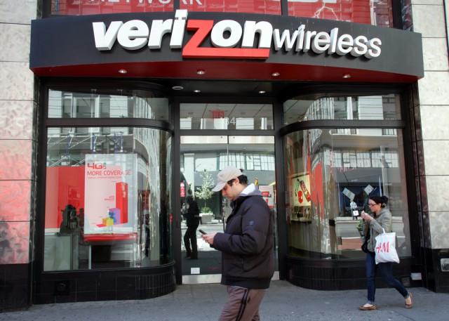 Verizon Wireless store New York NY