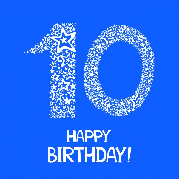 Happy 10th Birthday Twitter