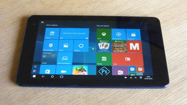 Dell Venue 8 Pro 5855 is an attractive business tablet