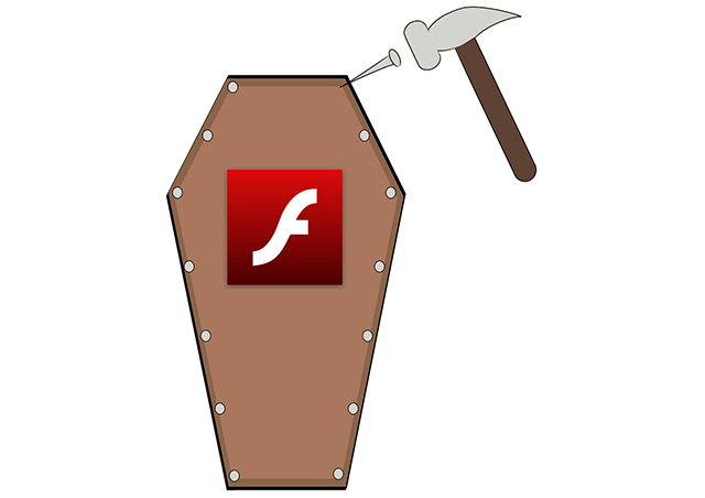 Microsoft's Edge browser will soon put Adobe's Flash on a leash