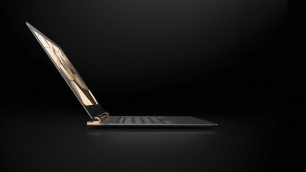 HP Spectre 13.3, right facing