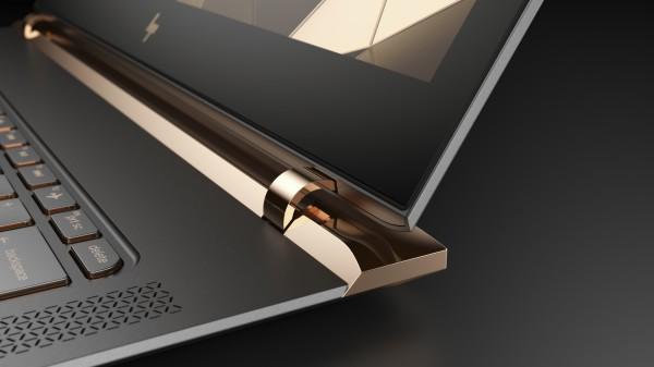 HP Spectre 13.3_Hinge detail