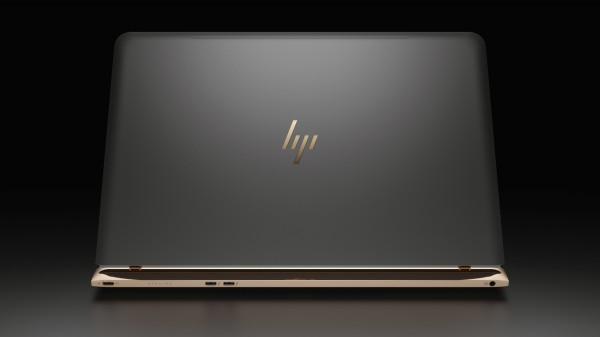 HP Spectre 13.3_Logo detail