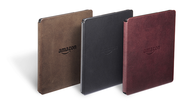 kindle oasis is amazon s lightest and brightest e reader yet