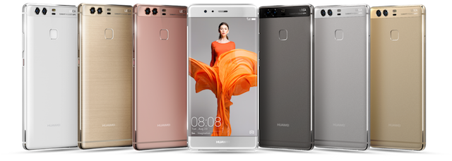 Huawei P9 - All colors
