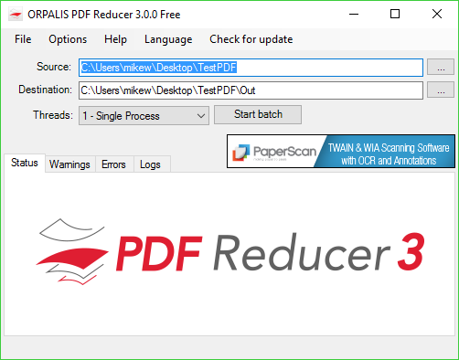 Pdf Size Reducer free. software download For Mac