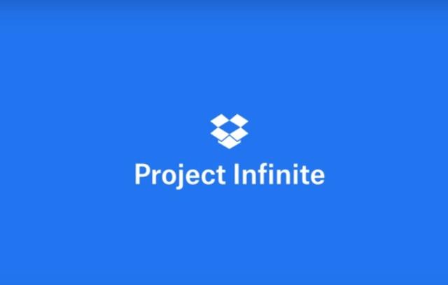 Dropbox wants to stretch desktop file storage to infinity