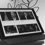 iPad Pro B&W