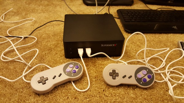 How to build a low-cost classic video game emulation PC using the