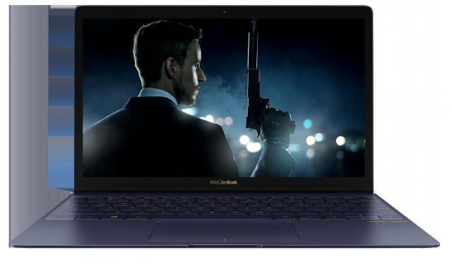ASUS ZenBook 3_UX390_Intel Core i7 processor and 1TB SSD