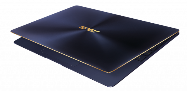 Asus New Zenbook 3 Is More Powerful Lighter Than Apple