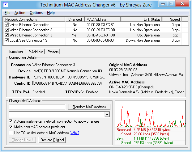 How to change your mac address in windows 10 for Best value windows