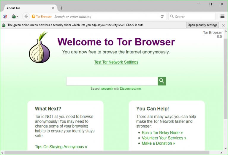 Tor браузер для windows 10