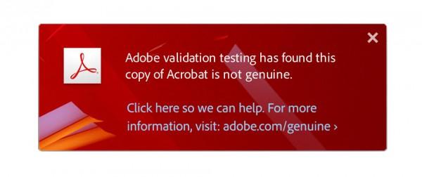 adobe-non-genuine