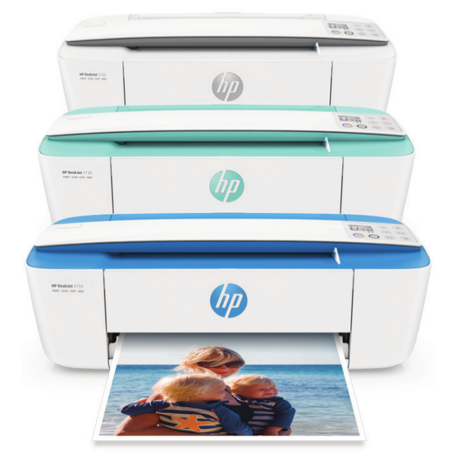HP DeskJet 3755 is worlds smallest allinone printer has