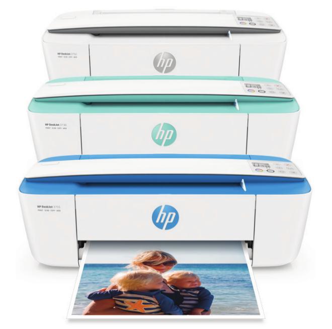 Hp Deskjet 3755 Is World S Smallest All In One Printer