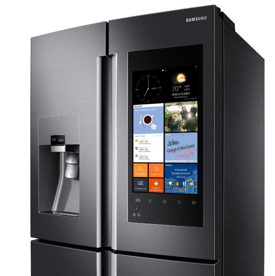 Samsung Family Hub Refrigerator Now Available With Wi