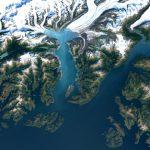AlaskaGalacierGoogleMaps