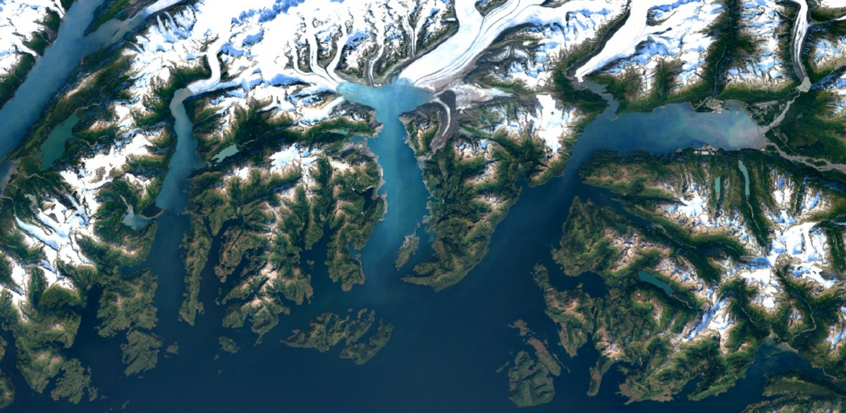 Google earth and maps get sharper satellite imagery gumiabroncs Choice Image